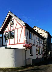 DE - Bad Neuenahr-Ahrweiler - Fachwerkhaus in Bachem