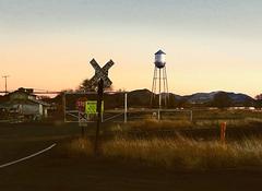 Industrial crossing