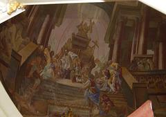 Ceiling Detail, St Nicholas' Church, Lesser Town Square, Prague