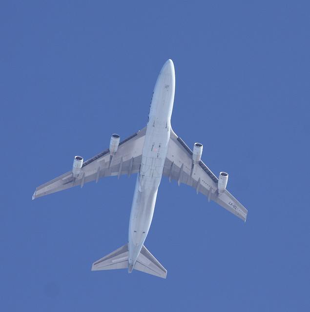 Cargolux Boeing 747-400
