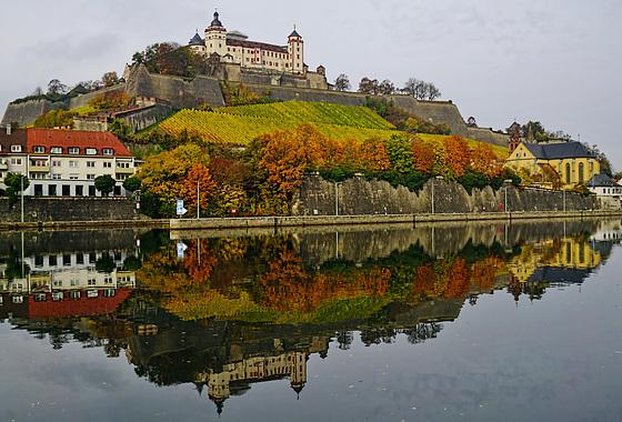 Ein November-Spaziergang am Main - A November walk along the river Main (2)