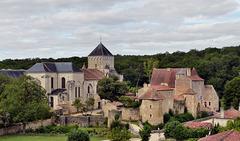 Nouaillé-Maupertuis - Abbaye Saint-Junien
