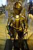 England 2016 – The Tower of London – Armour of Henry, Prince of Wales