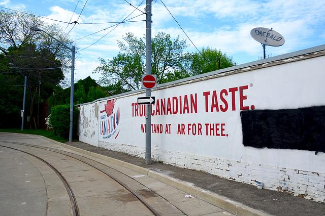 Canada 2016 – Toronto – True Canadian Taste
