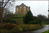 dull day at Guildford Castle