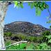 La Machota Chica from the Roman road