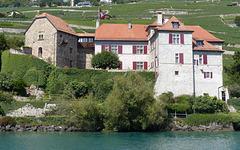 Le château de Glérolles