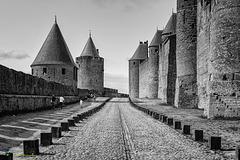 Château et remparts de la Cité Médiévale de Carcassonne
