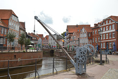 Der alte Stadt und Hansehafen