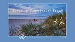 Sunset at Schönberger Beach - Link zum Video