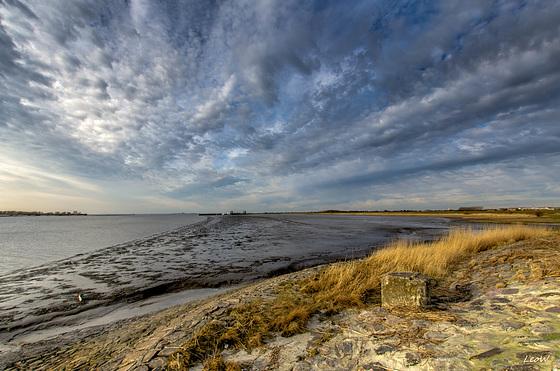 Landscape with Clouds - SPC 03/2018 - 9° place - Elbe Clouds