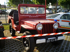 Jeep Willys 1947.