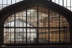 Hamburg Hauptbahnhof- Detail