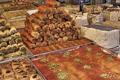 Kadaif, Take #2 – Carmel Market, Tel Aviv, Israel
