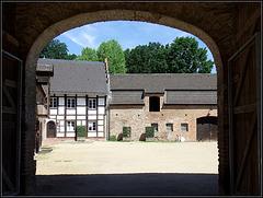 Schloss Dyck, Jüchen 035
