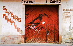 Caserne A. Gomez