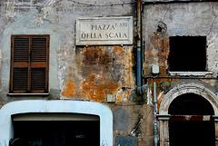 An der Piazza della Scala