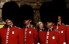 Coldstream Guards - Windsor Castle