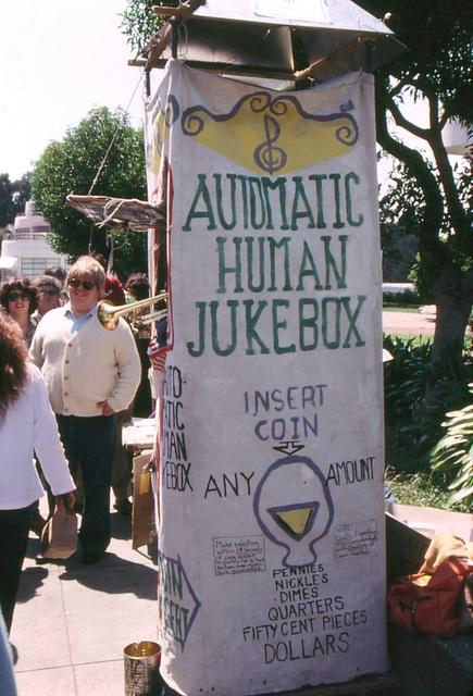 Automatic Human Juke Box