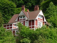 Symonds Yat- Norwegian Chalet