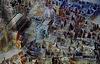 70. Jahrestag der Zerstörung Würzburg im 2. Weltkrieg - Niemals mehr Diktatur und Krieg! 70th Anniversary of the Destruction of Würzburg in World War II - Never again dictatorship and war!