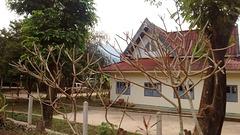 Habitation laotienne / Laotian house