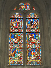 P6103153ac St Samson Cathedral Nave Window