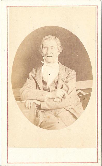 Charles-Samuel Bridel (1791-1870)