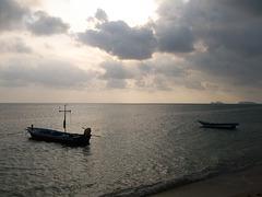 Rowboatset / Coucher de barques
