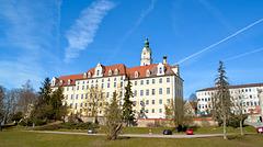 Heilige Kreuz Kirche und Kloster    in Donauwörth