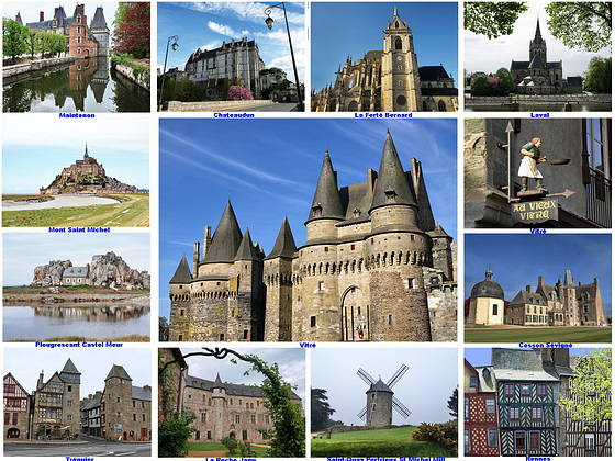 201004 Lower Normandy Northeastern Brittany