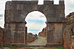 Les Ruines de Tiddis.