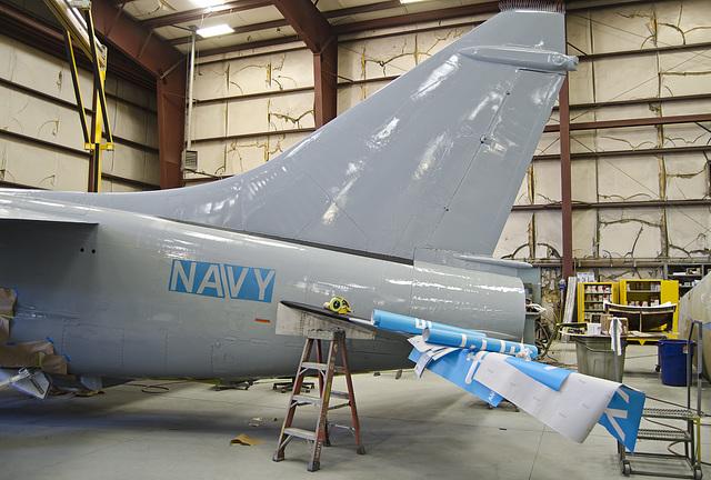 Ling-Temco-Vought A-7E Corsair 160713