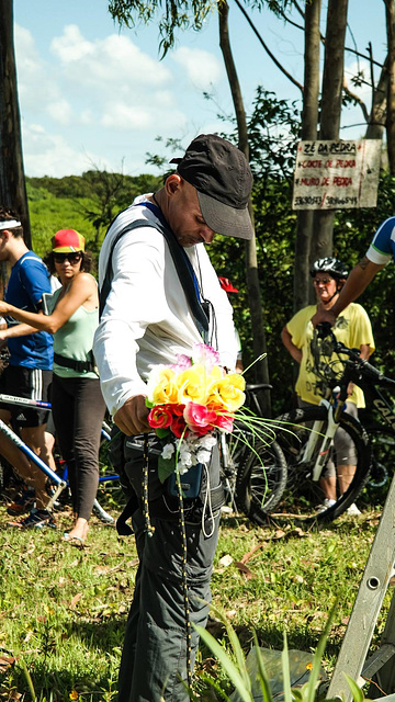 Bicicleta Fantasma em Memória a Róger Bitencourt [02]