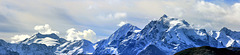 Stilfser Nationalpark mit Königsspitze und Ortler (3 notes)