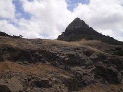 Juliana Peak (440 m).