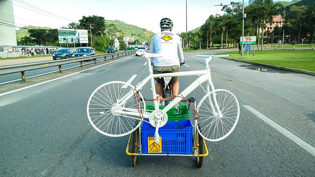 Bicicleta Fantasma em Memória a Róger Bitencourt [05]
