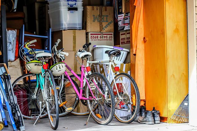 158/365 Garage still full of boxes