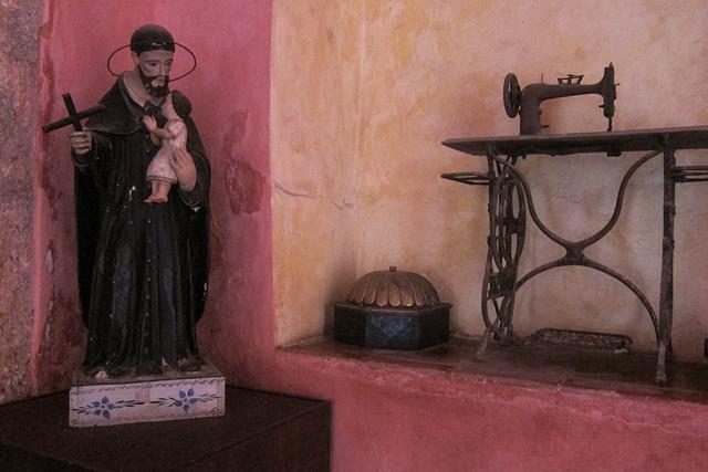 Convento de San Bernadino de Siena, Valladolid
