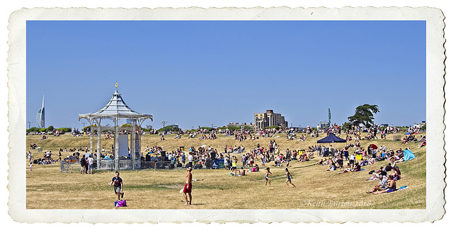 A post card from Southsea
