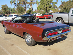1970 Dodge Challenger R/T Convertible (clone)