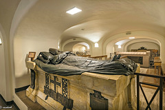The Tomb of Benedict XV Vatican Grottoes