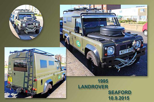 1995 Landrover - Seaford - 10.9.2015