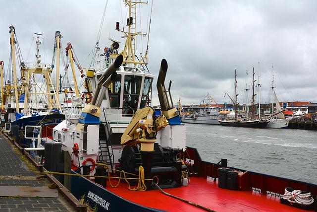 IJmuiden harbour
