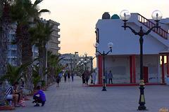 La Plage de Portsay a l'extrême ouest de L'Algérie et a 100m ..