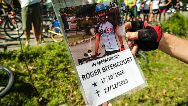Bicicleta Fantasma em Memória a Róger Bitencourt [08]