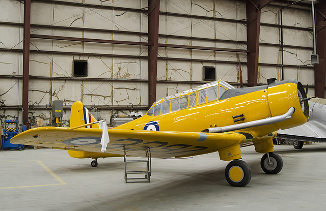 North American BT-14A