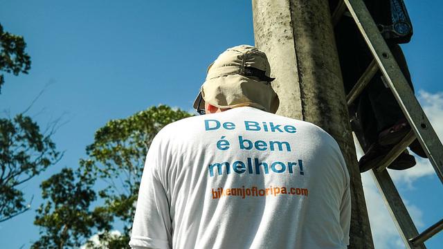 Bicicleta Fantasma em Memória a Róger Bitencourt [09]