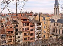 Lyon (69) 15 février 2009.