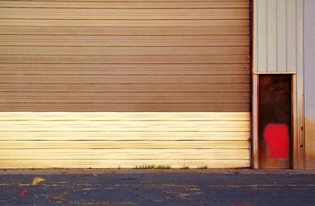 Rothko's door